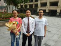 重庆高考理科第一名杨馥伟:物理曾获大奖书法写得也好