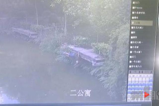重庆:72岁男子公园溺水身亡 先后摔倒三次