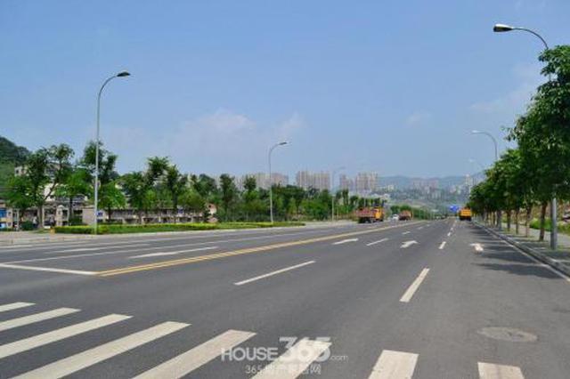 新溉路二期工程获批5.6亿 将缓解龙头寺交通压力