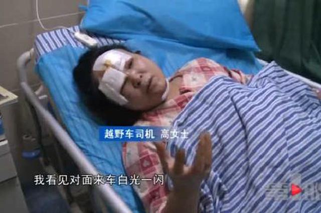 重庆主城发生一起惨烈车祸 男子当场身亡