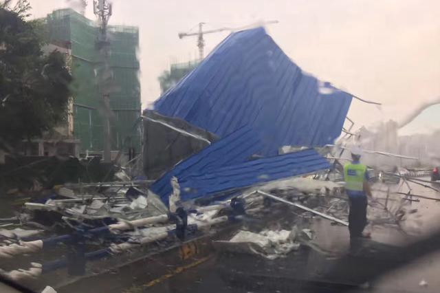 重庆市气象局辟谣:今日并没有实施人工降雨