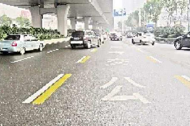 主城建成公交优先道61公里 每天两时段社会车辆禁入