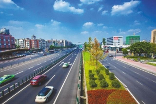 金开大道11月改造开工 缓解交通拥堵状况