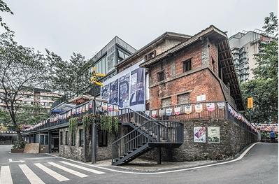 江北区文创园区将集体亮相文博会。