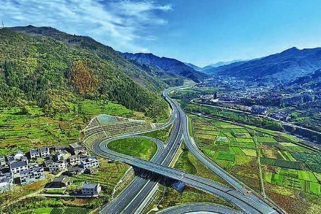 石黔高速神仙岭隧道右洞贯通 石柱1小时到黔江