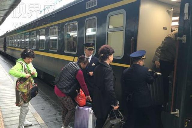 好消息!今起重庆坐火车到西北多个城市时间缩短
