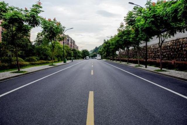 重庆两江新区建通海八支路 将与金海大道相交