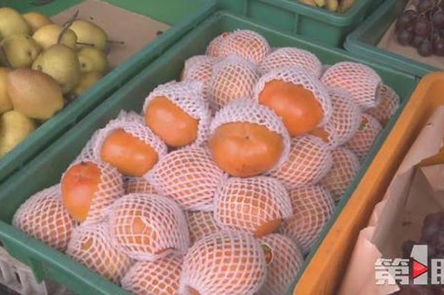 惊呆!七旬大爷狂吃柿子 胃里吃出两块大结石