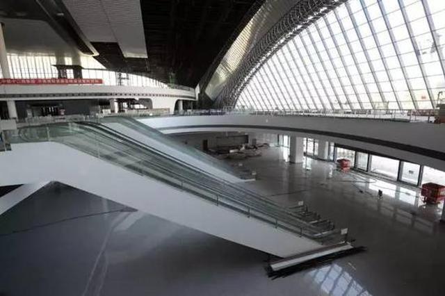 霸道!重庆西站年底开通 沙坪坝火车站也回来了