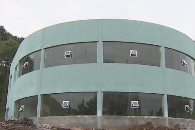 重庆三峡珍惜植物园改建工程将于年内完工