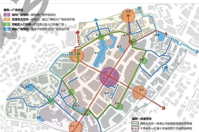 解放碑拟建能源车车道 5号线支线有望延伸至下半城