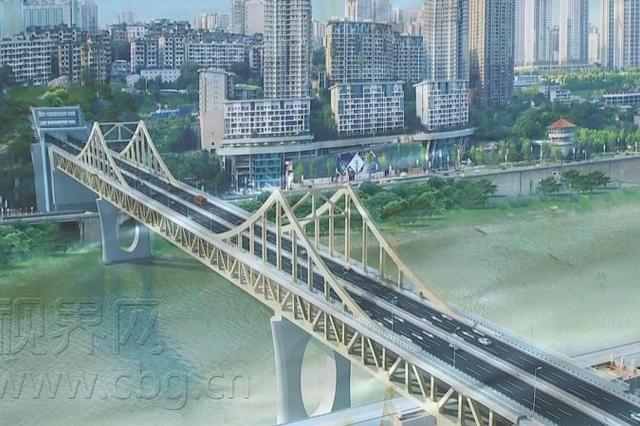 北滨路拓宽工程一期已完成总工程量的70%以上