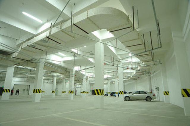 重庆一广场人防工程年内开建 今后停车更方便