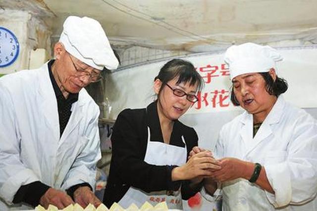 重庆北碚七旬老人微信卖水饺 月销4万多个