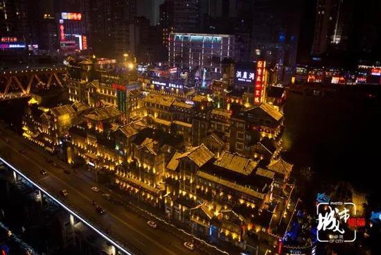 """城市字典里 魔幻的第一种解释叫""""重庆"""""""