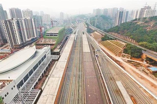重庆一批交通重点项目全力冲刺 力争年底投用