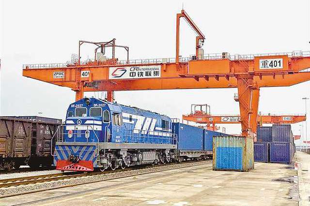 """渝新欧越南国际班列成功开通 采取""""铁铁联运""""方式"""