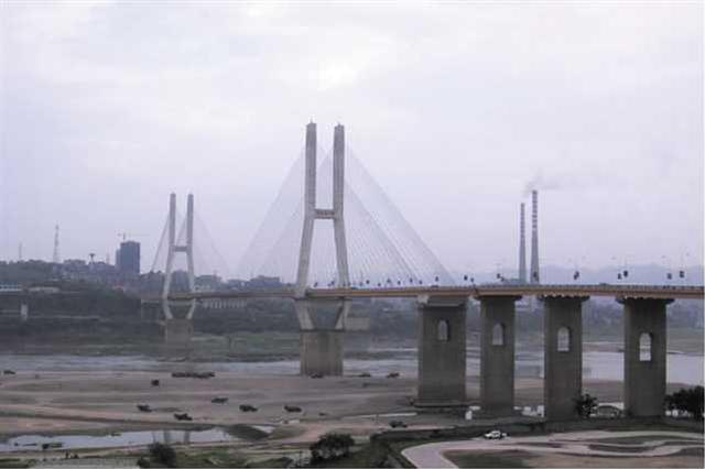 李家沱大桥将打造成一座新桥 向社会征涂装设计方案