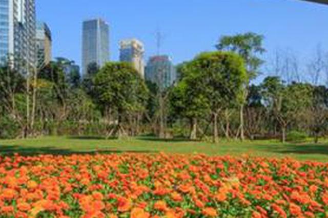 增绿添园!今年江北区新改建16个园林绿化项目