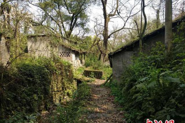 重庆300岁古村落遗忘乡间 3月底启动修缮将复原重生