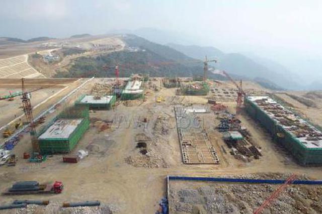 巫山机场跑道预计今年10月建成 明年上半年正式投用
