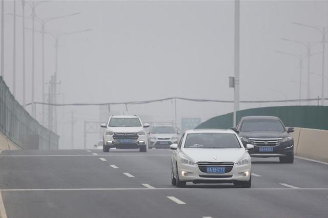 注意!这些路段交通大雾管制