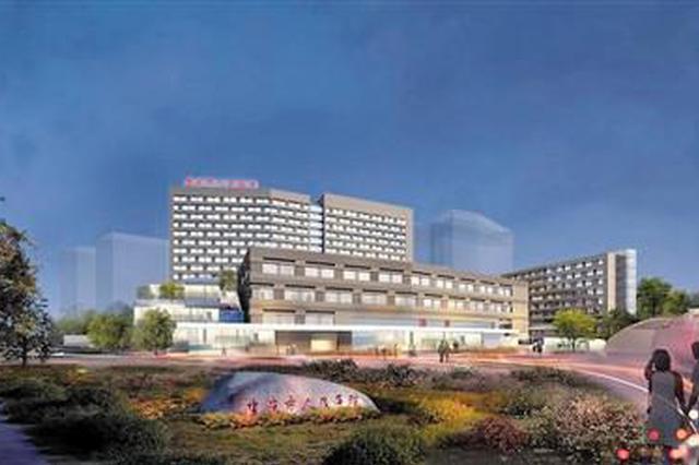 重庆市人民医院2岁了 新院区明年正式投用