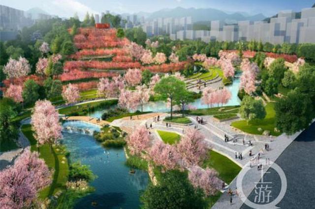 投资7.43亿元 两江新区今年将在龙兴建4个公园