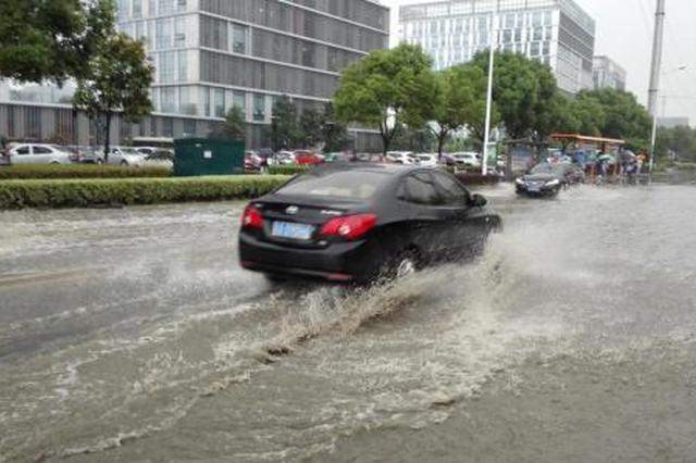 暴雨致重庆境内多条高速收费站管制 目前已全部解除