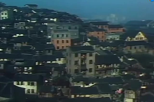重庆人必看!30多年前的老山城就如此魔幻