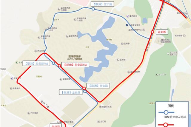 金开大道下穿道施工 4月21日起多条公交线路有调整