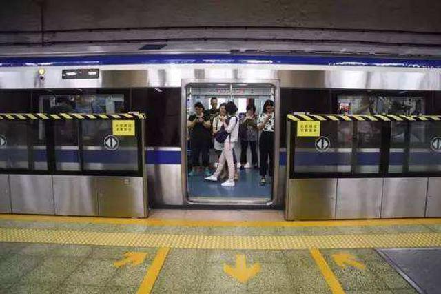 这次真不怪3号线!今早故障是乘客强行扒门导致的