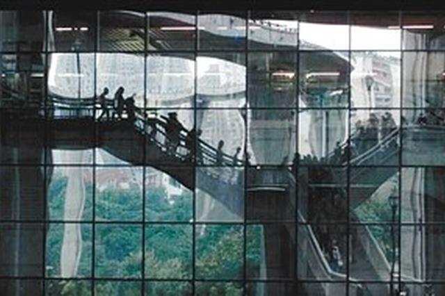 那些上过大银幕的重庆轨道站