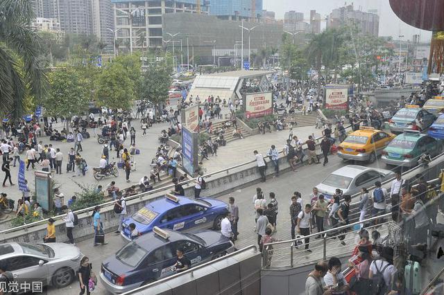 速收藏 重庆西站汽车站最新开行班线出炉