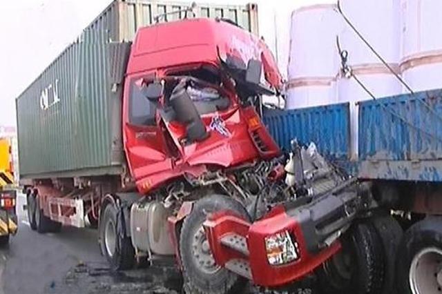 突发!重庆高速发生惨烈车祸 两车相撞致2死2伤