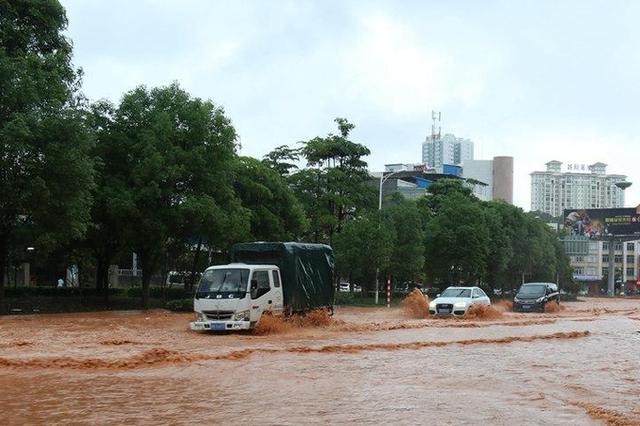 重庆或迎来新一轮强降雨 市防指将开展防汛综合督查