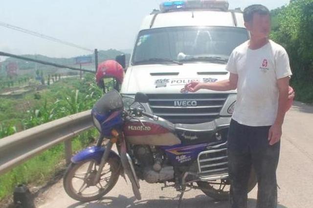 重庆男子曾经醉驾不悔改 4年后再次酒驾又被查