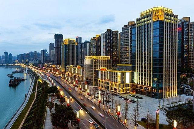 北滨路拓宽一期主体工程完成80%  预计年底通车