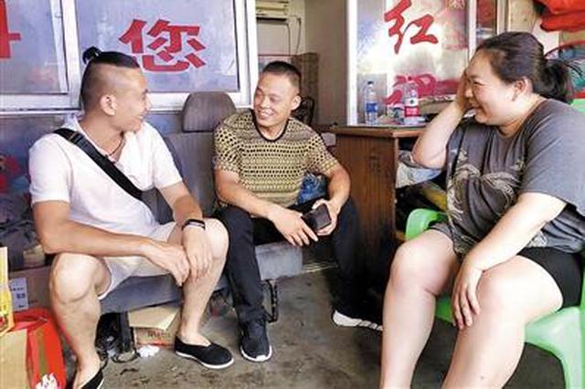 重庆男子徒手接住坠楼女孩 女孩认他做了干爹