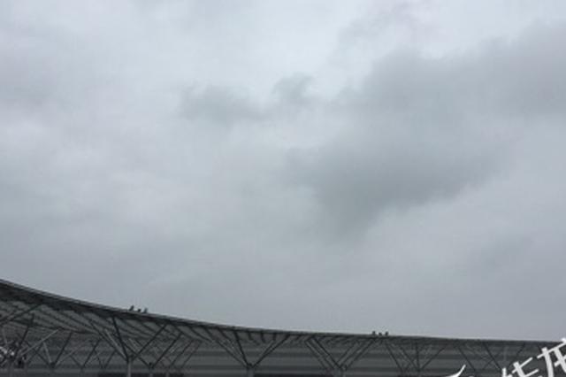 重庆今年5月雨有点多 创近16年同期之最