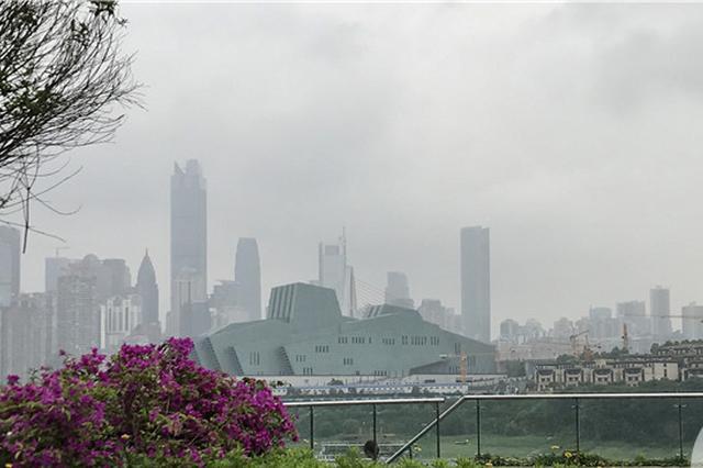 """今夏重庆有点""""冻""""人 5月降雨量创16年同期之最"""