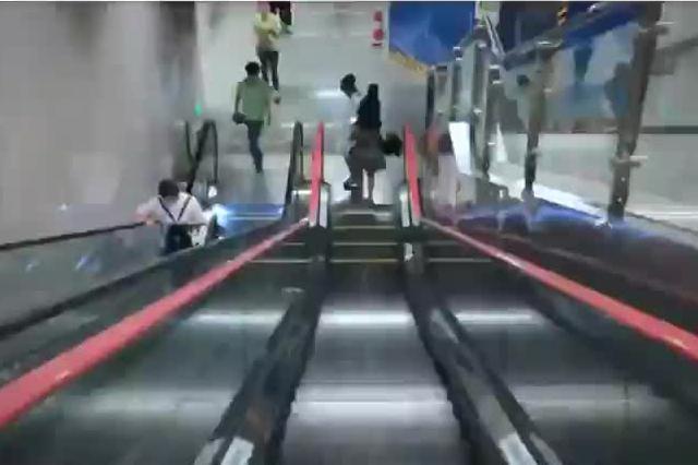 手机延时摄影重庆6号线红土地站