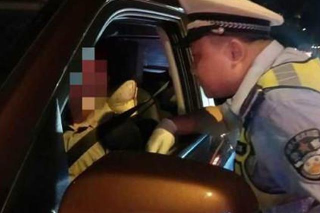 酒后躺车内休息也属于酒驾? 这些行为都是酒驾