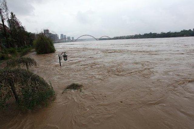 重庆市渠江、嘉陵江流域将出现明显涨水过程