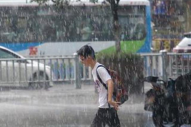 天气预报:纳尼?重庆未来40天39天都有雨?
