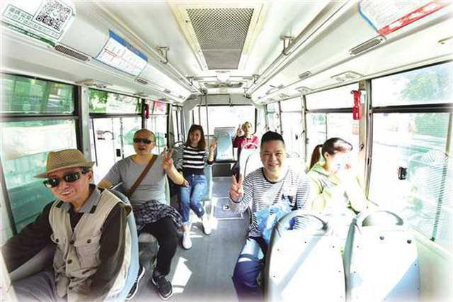 重庆打造穿梭巴士民生线路 让市民便捷出行
