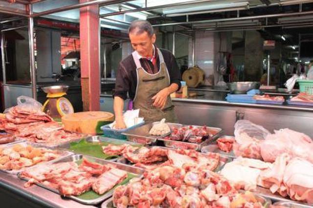这个老板卖猪肉不用称 一刀一个准误差最多几钱