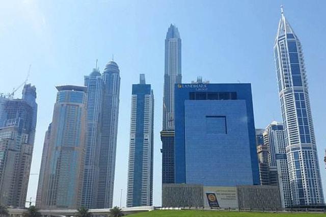 重庆中央公园旁将造超大商圈 修建20栋超高层建筑群
