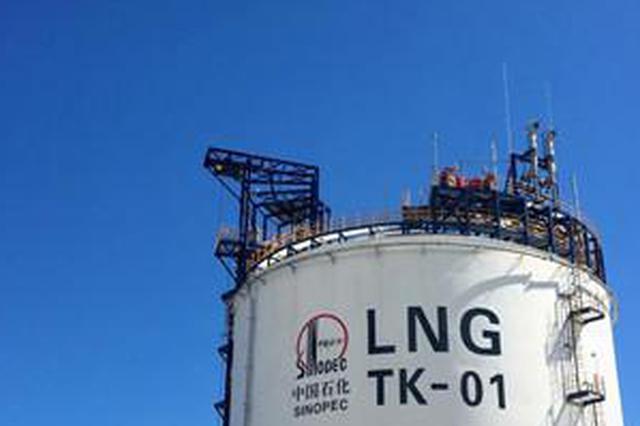 中石化三年内在渝新建65座LNG加气站