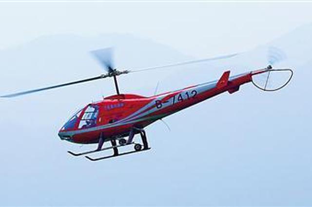用于飞行培训的恩斯特龙直升机